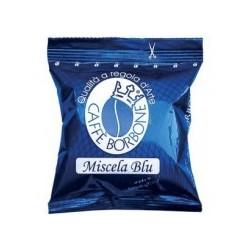 100 CAPSULE CAFFE' BORBONE MISCELA BLU COMPATIBILI ESPRESSO POINT