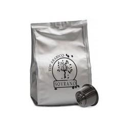 16 Capsule Caffè Sovrano TOP ARABICA Compatibili Dolce Gusto