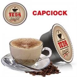 16 Capsule CAPCIOCK TODA DOLCE GUSTO compatibili GATTOPARDO