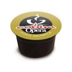 100 Capsule Gold Arabica Caffe' Covim Opera Compatibili Lavazza Blue