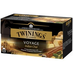 Twinings Voyage Indian Chai 25 filtri
