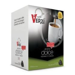 50 Capsule aroma Dolce Verzì Caffè compatibili Dolce Gusto