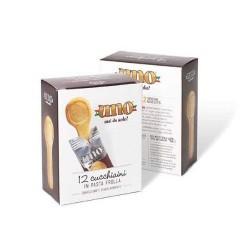 Cucchiaini in Pasta Frolla 12 pz